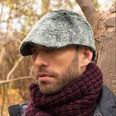 Hatcap & Photo by Giuseppe Tella Model Alex