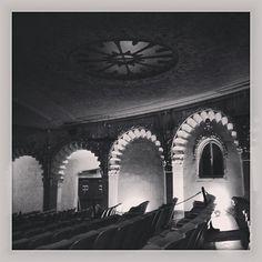 Warner Pacific Theater audiorium