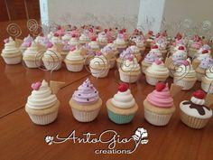 TUTORIAL Cupcake in pasta polimerica