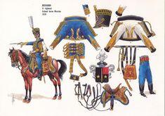 Les cavaliers de la Grande Armée :: 5 ème Hussards