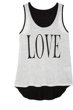 #dELiA`s                  #love                     #Speckled #Love #Tank     Speckled Love Tank                                  http://www.seapai.com/product.aspx?PID=1180182