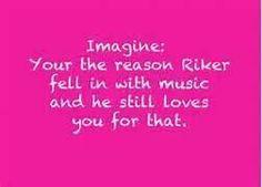Riker Lynch | Imagine