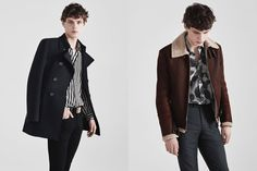 All the latest men's fashion lookbooks and advertising campaigns are showcased at FashionBeans. Click here to see more images from the Jeffrey Rudes Autumn/Winter 2017 Men's Lookbook
