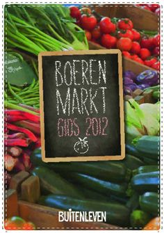 Fresh products, just find out where there is a farmers market around your corner!