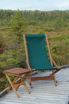 Byer of Maine Pangean Glider Chair