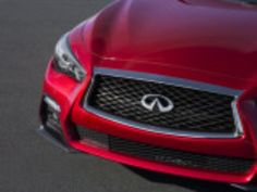 infiniti q50 eau rouge gets the heart of a gt r w video car news