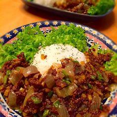 今日の晩ご飯に! 2,3日前からどうしても食べたかったドライカレー - 81件のもぐもぐ - ドライカレー♪ by y35birupulau