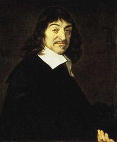 Discusses Descartes' Statement Cogito Ergo Sum (I Think Therefore I Am)