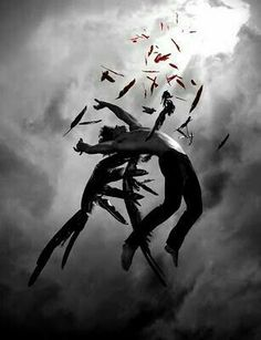 Fallen Angel #Wings /DoNotGoGentleIntoThatGoodNight /OnlyWhenISleep #AY #Sweeter_than_fiction