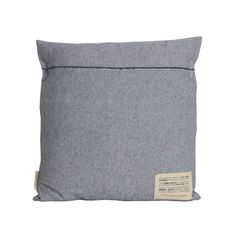 Cushion Cover can transform any room. its an easy way to incorporate colour and pattern in an effortless way. They are an affordable way to style up a room. Recycled Denim, Unique Colors, Cushion Covers, Blue Denim, Upcycle, Light Blue, Cushions, Throw Pillows, Softies