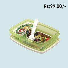 LUNCH CONTAINER #lunchbox #schoollunchbox #lunchboxfortravel #online #plastic #shopping #grahakji