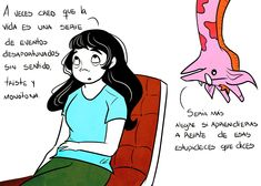 La jirafa psicóloga – The unspoken truth Psycho Humor, Cool Phrases, Words Quotes, Sayings, Pink Giraffe, Spanish Quotes, Comic Strips, Decir No, Best Quotes