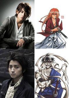 "Live-action film ""Rurouni Kenshin"" starring Sato Takeru to get 2 sequels   tokyohive.com"