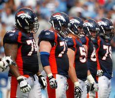 The Broncos...Defense!