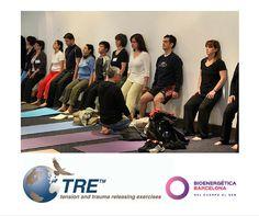 «El cuerpo es la institución, el maestro está dentro» B. Iyengar Del Cuerpo al Ser. El lema de Bioenergética Barcelona. GRUPOS SEMANALES DE TRE Y YOGA NEUROGÉNICO http://www.bioenergeticabcn.com/tre-ejercicios-la-liberacion-la-tension-yoga-neurogenico/