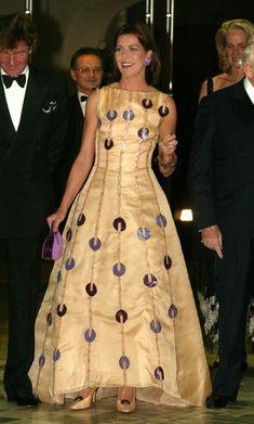 Bal Rose 2002 Couture Chanel Princess Caroline