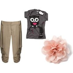 A fashion look from July 2014 featuring tee-shirt, saggy pants and flower hair clips. Browse and shop related looks. Shoe Bag, House Styles, Polyvore, Stuff To Buy, Bags, Clothes, Shopping, Collection, Design