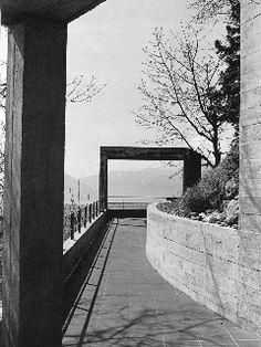 Luigi Snozzi, Kalman House | | Brione s/Minusio | 1972 - 76