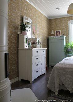 Wall Wallpaper, Lisa, Farmhouse, Cottage, Balconies, Dream Houses, Bedroom, Walls, Decoration