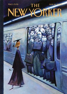 New Yorker : : Carter Goodrich