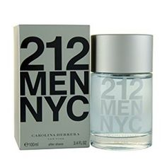 Carolina Herrera 212 Aftershave - 100 ml