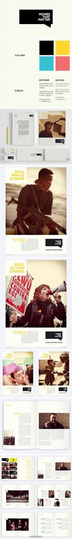 Bachelor Project 2012 —— Movies That Matter —— (by Kasper Andersen)