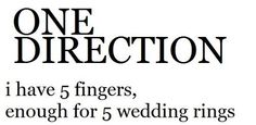 Hi, We're One Direction. Marry us? << simple but effective (X Factor UK Video Diaries)