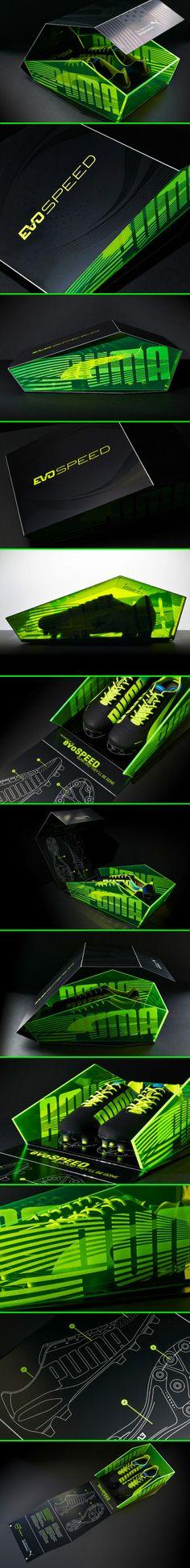 Puma EvoSpeed Limited Edition Packaging