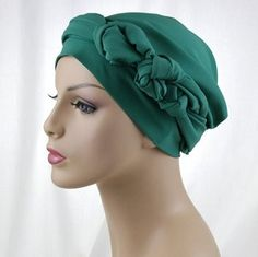 Turban head wrap - 2 piece set
