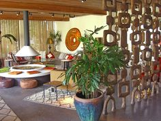 funky pad...love! Repinned by Secret Design Studio, Melbourne. www.secretdesignstudio.com
