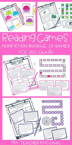 5th Grade Language Arts Games | Turtle Diary