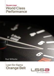 Lean Six Sigma Orange Belt (boekentip)