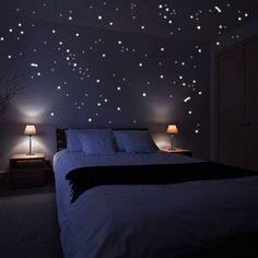 estrellas en tu dormitorio