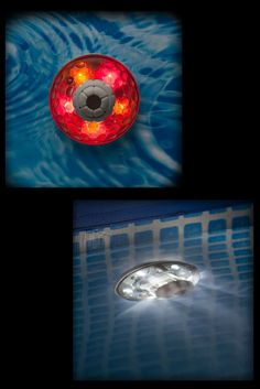 1000 Images About Cool Color Changing Led Pool Lights