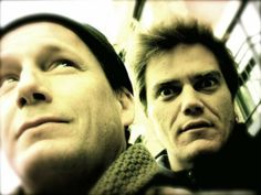 """A Red Orchid Theatre""  Michael Shannon   & Guy Van Swearingen"