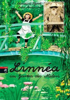 Linnea im Garten des Malers,  Christina Björk, Angelika Kutsch, EUR 12,99 die gebundene Ausgabe, EUR 7,99 das Taschenbuch. Ab ca. 5 Jahre? #Kinder #Kunst