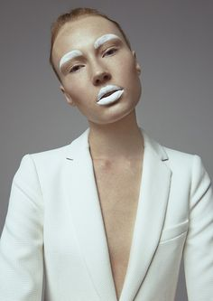 Duality - Reexon Escobar - Fashion Photography - Fashion Editorial - White - Zara