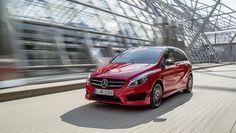 Mercedes Clase B 2015, pequeñas mejoras de equipamiento y diseño http://www.cochessegundamano.es/mercedes-benz/clase-b/