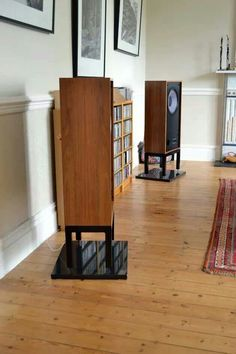 You see, I have only two small Bose bookshelf speakers, so...