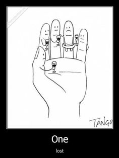 Ring Finger...Ohhh my!!