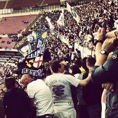 #SanSiro #Inter #Fans #Ultras #Football