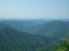 Home sweet home! Appalachian Mountains