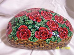 Hand Painted Rock image by adnilhall - Photobucket