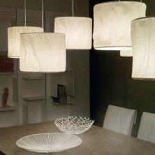 Dream linen lamp shades