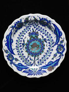 Dish      Place of origin:      Paris, France (made)     Date:      1865 (made)     Artist/Maker:      Deck, Joseph-Théodore, born...