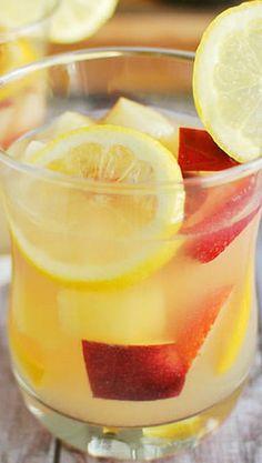 Pineapple Lemonade Sangria