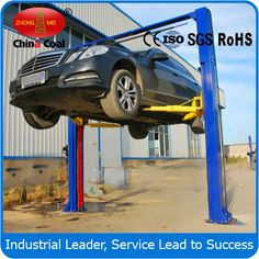 9 best 2 post car lifts images 2 post car lift garage garages rh pinterest com