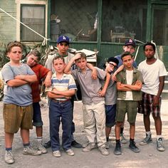 Sandlot...one of my favorite movies ever