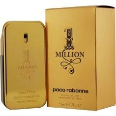 1 Million Paco Rabane masculino 50ml