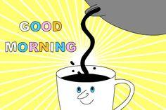 Good Morning Gif Funny, Good Morning Gif Animation, Good Morning Gif Images, Good Morning Coffee Gif, New Good Night Images, Good Morning Flowers Gif, Good Morning Happy Sunday, Cute Good Morning Quotes, Good Night Gif